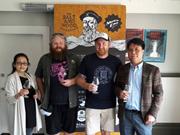 Marcas vietnamitas logran éxito en Exposición de Cerveza de Pacífico