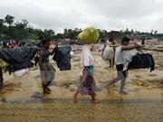 Bangladesh y Myanmar acuerdan controlar flujo de desplazado rohingyas