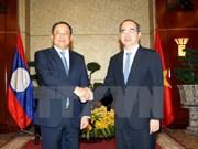 Ciudad Ho Chi Minh impulsa relaciones multifacéticas con Laos