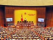 Parlamento vietnamita aprueba designación de miembros del gabinete y analiza proyectos de leyes