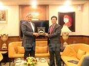 Malasia desea robustecer cooperación multisectorial con Vietnam