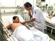 Vietnam registra tendencia bajista en número de casos de dengue