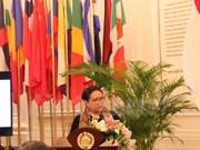 ASEAN centra política exterior indonesia, afirma Canciller