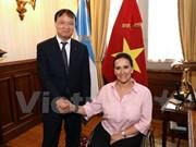 Vietnam y Argentina fortalecen las relaciones de cooperación