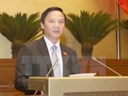 Parlamento vietnamita continúa cuarto período de sesiones con la reforma administrativa