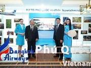 Bangkok Airways lanza vuelo directo Tailandia-Phu Quoc