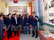 Exposición fotográfica resalta nexos de amistad Vietnam-Laos