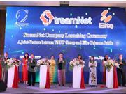 StreamNet, fruto de la cooperación de grupo vietnamita VNPT y contraparte myanmena