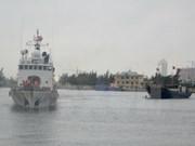 Vietnam acelera búsqueda de marinero desaparecido en aguas nacionales por naufragio