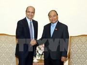Premier de Vietnam da bienvenida a inversores belgas