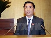 Trazan directrices para futuras tareas del Ministerio de Transporte de Vietnam