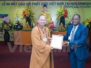 Establecerán primer centro budista vietnamita en África