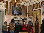 Celebran en Bulgaria exposición fotográfica sobre Ho Chi Minh