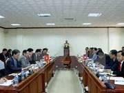 Sede del Parlamento de Laos, símbolo de amistad con Vietnam