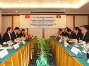 Efectúan foro de tecnología informática y comunicación Vietnam – Laos