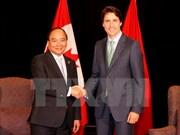 Primer ministro de Canadá realizará visita a Vietnam