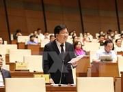 Vicepremier vietnamita rinde cuentas sobre la implementación del plan de desarrollo socioeconómico