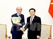 Vietnam respalda inversión de empresas belgas