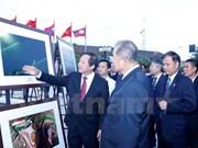 Exposición de prensa resalta lazos Vietnam - Laos
