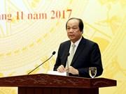 Gobierno vietnamita enfoca en mecanismo para desarrollo de Ciudad Ho Chi Minh
