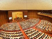 Asamblea Nacional de Vietnam se centra en analizar proyectos de leyes