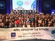 APEC 2017: Celebrarán en Vietnam foro Voces del Futuro