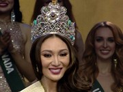 Filipinas se lleva la corona de Miss Earth 2017