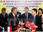 Vietnam e Indonesia impulsan cooperación en auditoría estatal