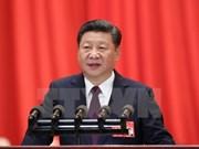 Máximo dirigente de China visitará Vietnam
