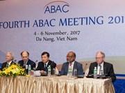 ABAC insta a líderes económicos del APEC a centrarse en reforma comercial