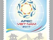 Vietnam emite colección de sellos postales en saludo al APEC 2017