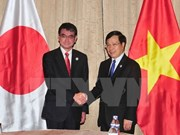 Japón y WEF reiteran apoyo a Vietnam en impulso de desarrollo nacional