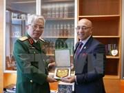 Vietnam y Nueva Zelanda profundizan lazos en defensa
