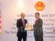 Vietnam y Malasia buscan impulsar la cooperación económica