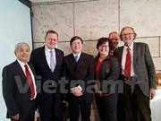 Estado alemán de Turingia aspira a reforzar cooperación económica con Vietnam