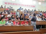 Celebran en Vietnam foro de líderes de universidades de APEC