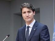 Premier de Canadá inicia visita oficial a Vietnam