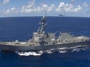 Brunei y EE.UU. realizan ejercicio marítimo conjunto CARAT