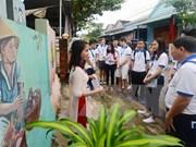 Recorrido por provincia vietnamita causa grata impresión en delegados juveniles del APEC 2017