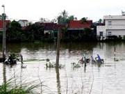 Asciende a 89 número de muertos en Vietnam por tifón Damrey