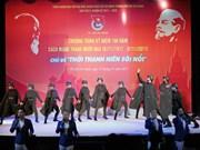 Vietnam conmemora centenario de la Revolución de Octubre