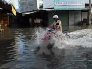 Ciudad Ho Chi Minh coopera con empresa india en protección contra inundaciones