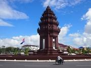 Decrece el número de turistas vietnamitas a Camboya