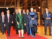 Michelle Bachelet parte hacia Da Nang para Semanda de alto nivel del APEC