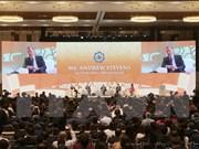 Delegados participantes en eventos del APEC destacan papel de Vietnam
