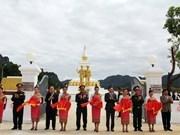 Inauguran Monumento de Alianza de combate Vietnam-Laos
