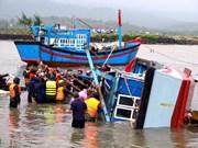 UE expresa solidaridad con Vietnam ante pérdidas causadas por el tifón Damrey
