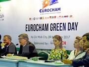Empresas europeas muestran interés en sector de energías renovables en Ciudad Ho Chi Minh