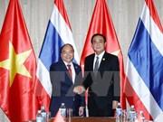 APEC 2017: Vietnam profundiza asociación estratégica con Tailandia