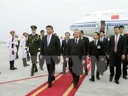 Presidente de China, Xi Jinping, inicia visita a Vietnam